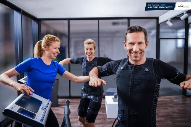 Poate fi electrostimularea musculara o modalitate eficienta de antrenament?